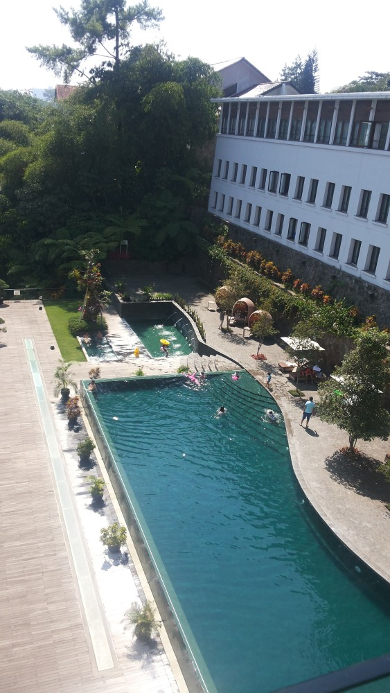 A Lovely day in Padma Hotel Bandung (4/6)